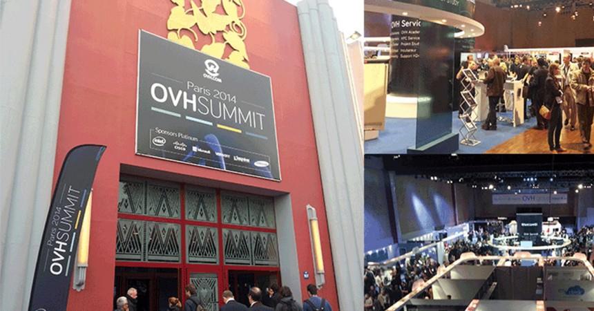 compte rendu ovh summit paris 2014