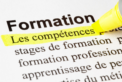 competences issues de la formation