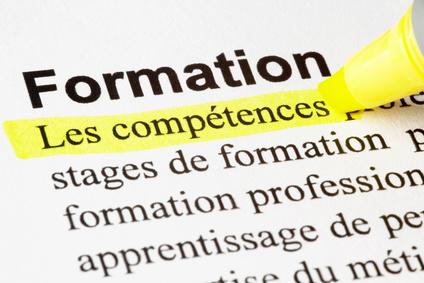 competences issues de la formation