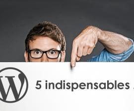 Plugins utiles pour wordpress