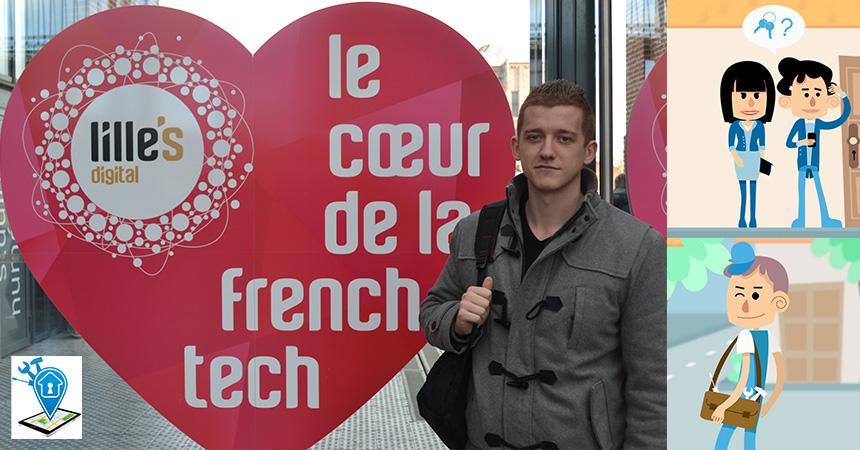 coeur de la french tech à lille avec depannologue