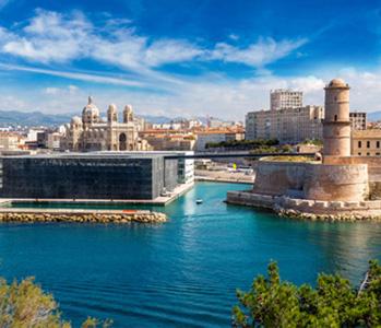 port de marseille en provence
